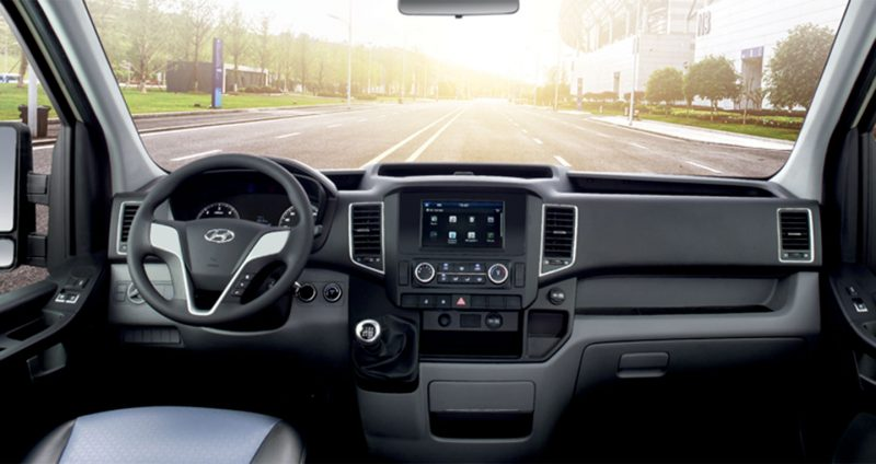 Đánh giá xe Hyundai Solati